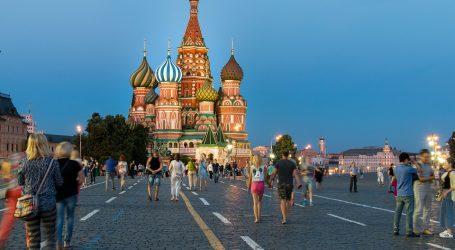Spriječen teroristički napad u Moskvi