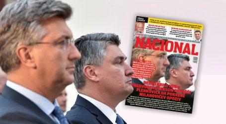 EKSKLUZIVNO: Desno krilo HDZ-a predvođeno Šeksom pritišće Plenkovića da pokrene Milanovićev opoziv