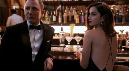 Ponovo odgođen početak prikazivanja novog James Bond filma