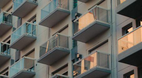 Unatoč krizi, cijene stambenih objekata 8,3 posto više u odnosu na lani