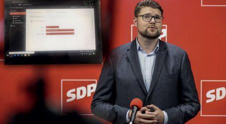 NOVI PROBLEM ZA PEĐU GRBINA: SDP nezakonito vodi evidenciju o političkim preferencijama hrvatskih građana