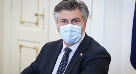 """Plenković: """"Bit će više problema ne pokažemo li mentalitetnu snagu"""""""