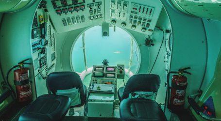 Mala francuska autonomna podmornica će snimati dno oceana