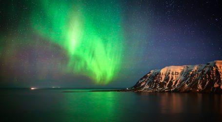 Polarno svjetlo zadivilo promatrače i fotografe u Švedskoj