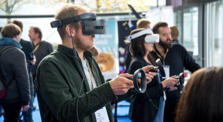 Na Svjetskoj konferenciji industrije virtualne stvarnosti predstavljeni brojni noviteti