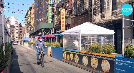 Restorani u New Yorku sve više koriste šatore na terasama