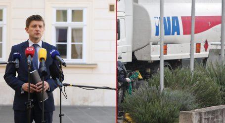 Talijanske tvrtke u Rijeci kupovale gorivo od Ine i preprodavale ga bez plaćanja poreza u Italiju