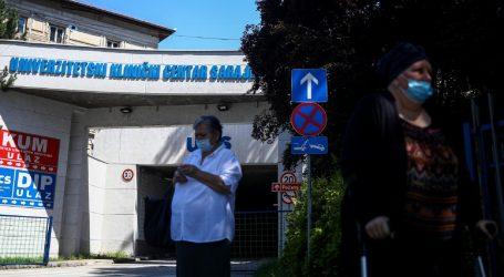 U BiH i s manje testiranja 1132 novozaražena, umrlo deset ljudi