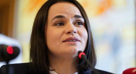 Danska premijerka poduprla Tihanovsku i bjeloruski oporbeni pokret