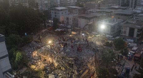 Najmanje 37 mrtvih u potresu u Turskoj i Grčkoj