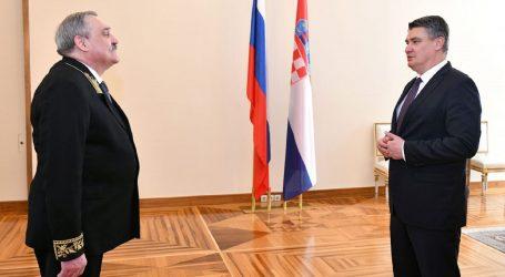 """Nesterenko: """"Lavrov će u Zagrebu spomenuti dolazak Putina"""""""