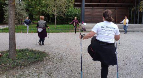 """Nastavlja se besplatno vježbanje za Zagrepčane """"Getfit4free"""""""