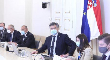 Plenković: Do kraja godine 7,5 milijardi kuna za plaće u privatnom sektoru