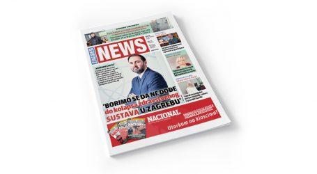 Novi broj Zg Newsa u distribuciji i na web adresi: zagrebnews.hr