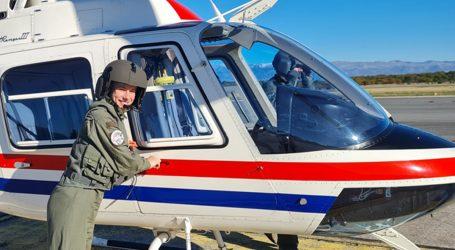 MORH: Započela letačka obuka 26. naraštaja na helikopterima Bell-206B