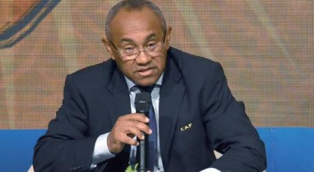 Predsjednik Afričkog nogometnog saveza suspendiran na pet godina
