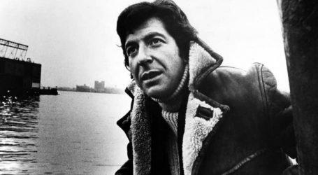 Leonard Cohen stvarao je do posljednjeg trenutka