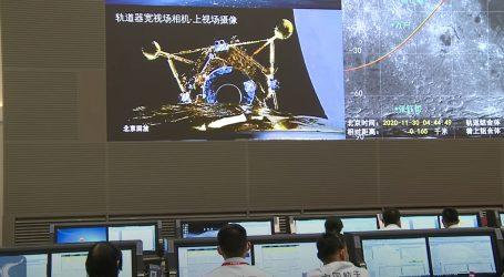 Sonda Chang'e-5 spremna za slijetanje na površinu Mjeseca