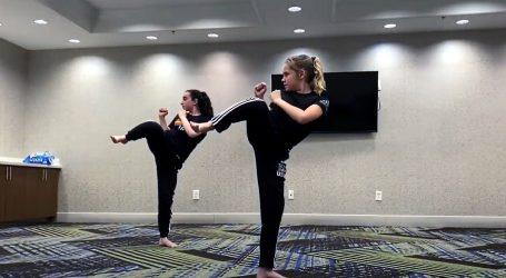 Taekwondo djevojčica: Već jedanaest puta bila je svjetska prvakinja