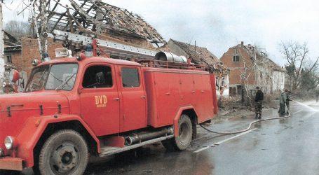 HVZ se prisjeća svih vatrogasaca poginulih u Domovinskom ratu