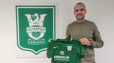 Goran Milović potpisao za Olimpiju