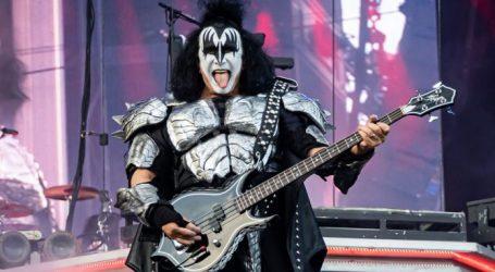 """Spektakularni novogodišnji virtualni koncert grupe Kiss """"Kiss 2020 Goodby"""""""