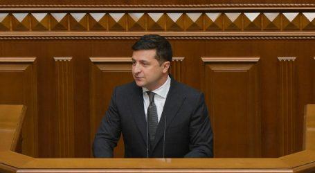 Ukrajinski predsjednik hospitaliziran zbog Covida