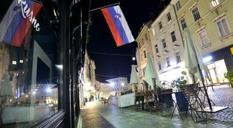 U Ljubljani neredi na neprijavljenim demonstracijama, intervenirala policija