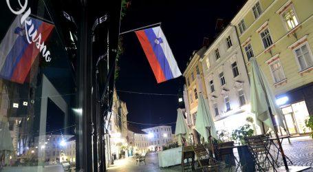Još uvijek nejasna pozadina nasilnih prosvjeda u Ljubljani