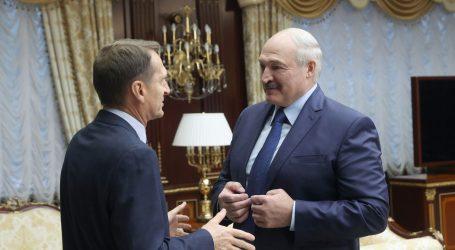 Lukašenko i njegov sin na crnoj listi EU-a