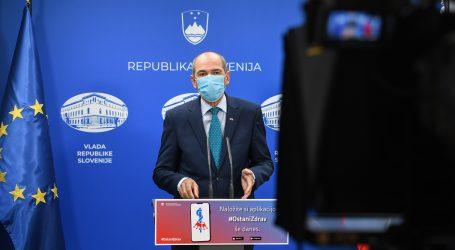 Janša: Mjesec borbe s koronavirusom, normalizacija stanja možda za Božić