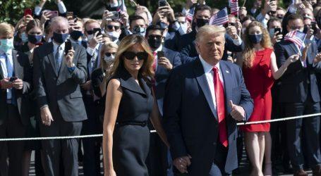 Melania Trump: Bezvoljna prva dama često kritizirana zbog izjava i modnih kombinacija