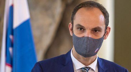 Dvojica slovenskih ministara pozitivna na koronavirus, ostaju kod kuće