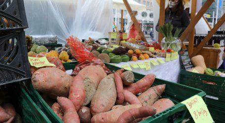 DZS: Cijene poljoprivrednih proizvoda pale 2,2 posto