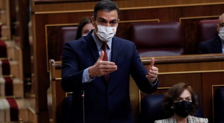 Premijer Sanchez kaže da španjolska strategija donosi rezultate