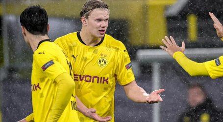 Borussia odbija karantenu za Haalanda koju traži Norveški nogometni savez