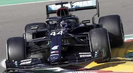 FORMULA: Hamilton pobjednik u Imoli, Mercedes osigurao naslov
