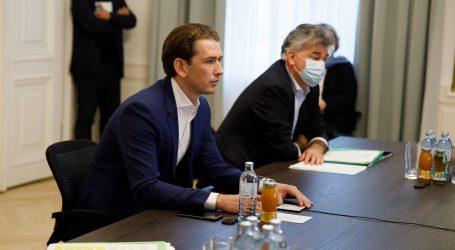 Austrija planira trotjednu karantenu, Grčka pooštrila mjere