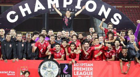 "Egipat trese ""nogometna groznica"""