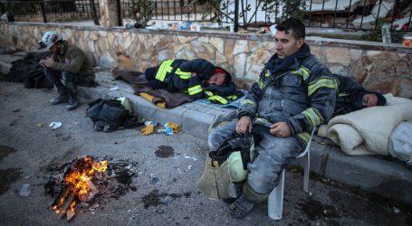 U Izmiru spašena trogodišnja djevojčica, broj poginulih popeo se na 81