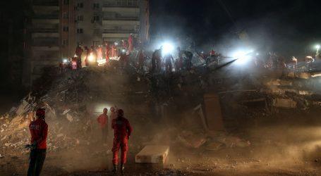 Raste broj žrtava potresa u Turskoj, sve je manje nade u potrazi za preživjelima