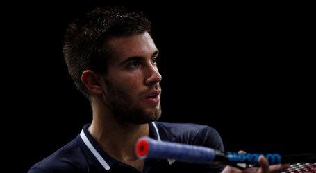 ATP Masters u Parizu: Ćorić ispao u drugom kolu