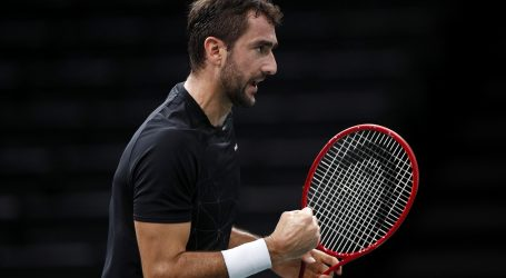 ATP Pariz – Nakon Ćorića i Čilić izborio 2. kolo