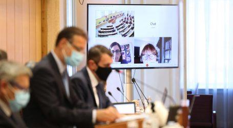 UŽIVO: Aktualcem počela nova sjednica Sabora, Glasovac premijeru: 'Sustav vam je pred slomom'