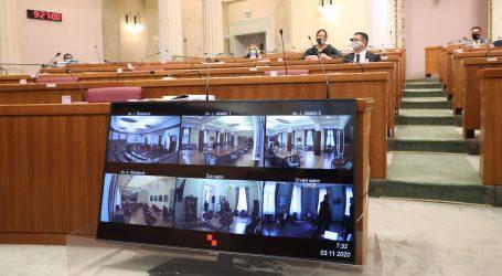 Sabor u četvrtak o rebalansu Državnog proračuna