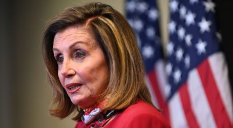 """Nancy Pelosi nazvala Bidena """"izabranim predsjednikom"""""""