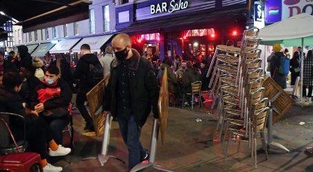 Novo zatvaranje u četvrtak u Engleskoj, Italija i Cipar spremni za policijski sat