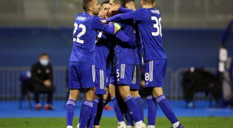 Dinamo jedini u Europskoj ligi nije primio gol