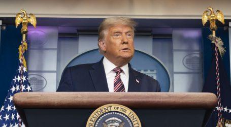 Predsjednik protiv svih: Trump nanizao silne optužbe za izbornu krađu