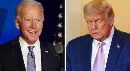 Bidenu 306 elektora, Trumpu 232, Biden 21. siječnja 2021. priseže za 46. predsjednika SAD-a